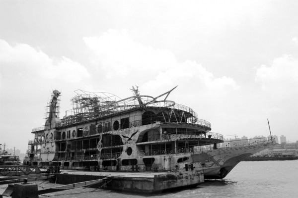 Shanghai's Musical Ship 02
