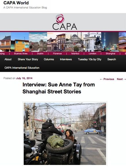 CAPA Education Interview