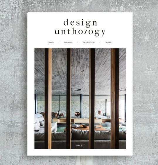 Design Anthology Flaneur OCT15