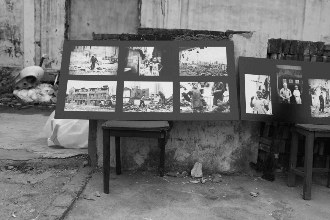 Roving exhibit Dongjiadu 06