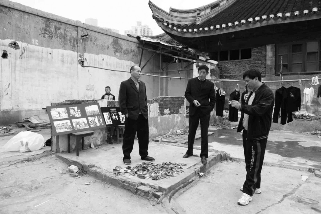 Roving exhibit Dongjiadu 01