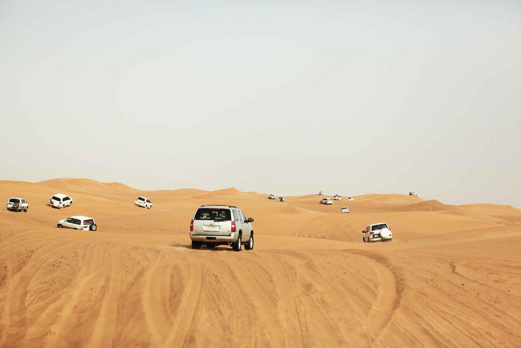 Dubai Desert Ride
