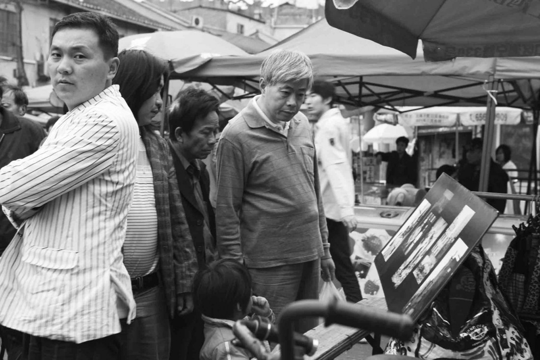 Roving exhibit Hongkou market 01