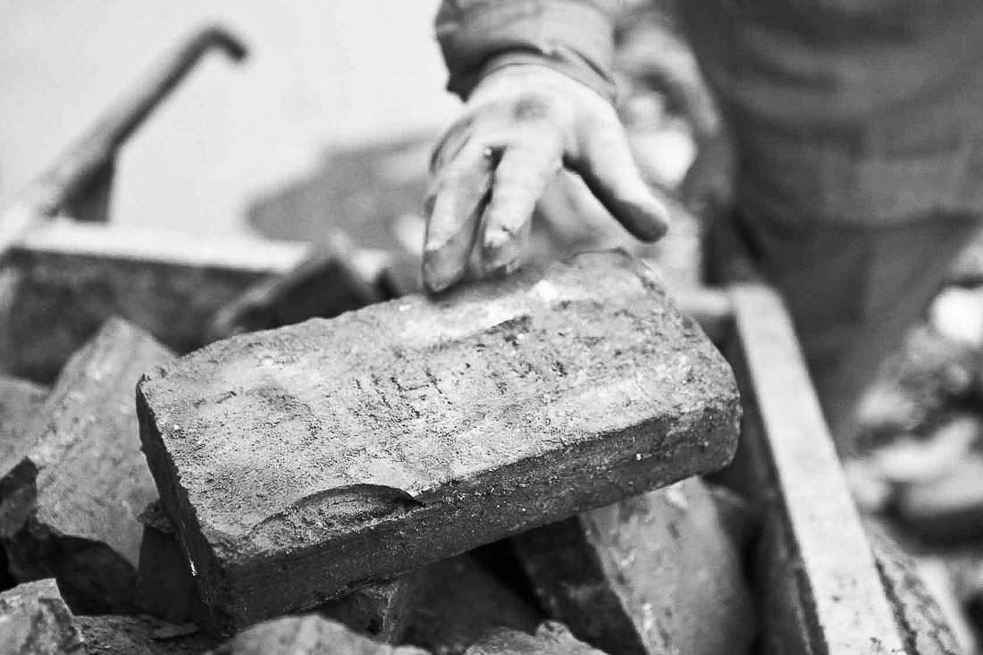Life of old brick in Luwan 03