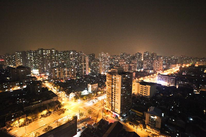 111213_Hongkou Nightscape