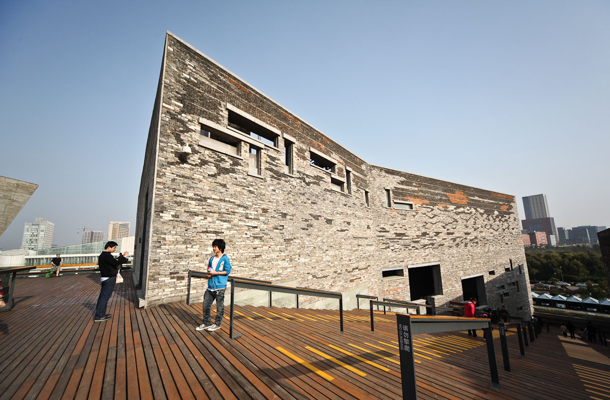 A Modern Ningbo History Museum And Other Sites Of Note Shanghai Street Stories