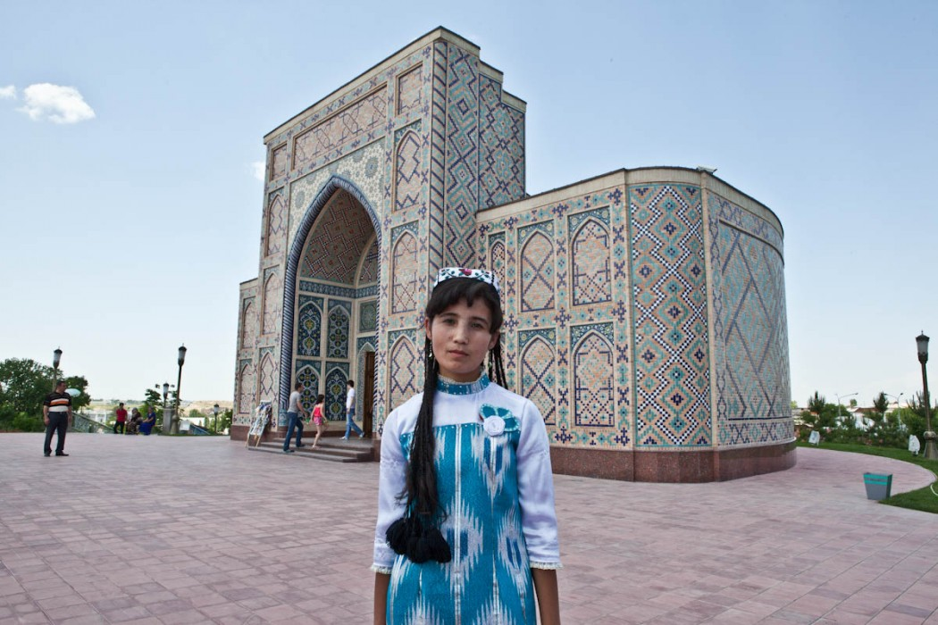 Samarkand Ulugh Beg Observatory