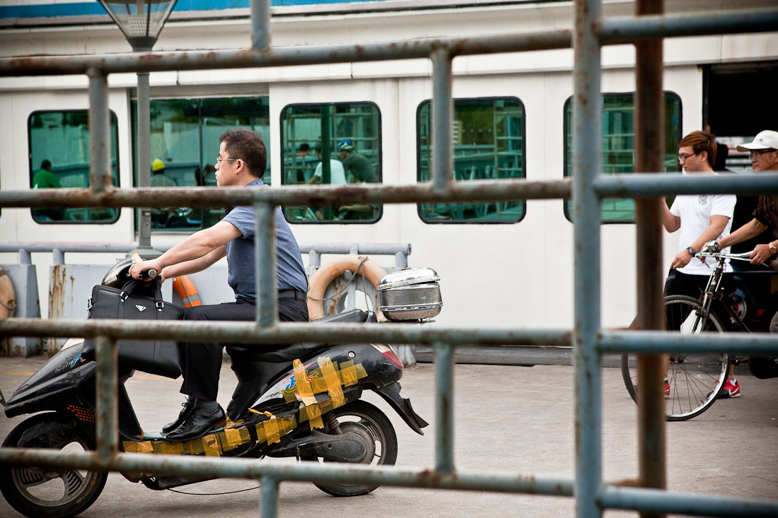Zhangyang Lu Worker Ferry 02