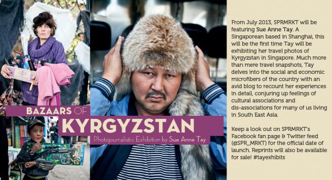 SATay Bazaars of Kyrgyzstan