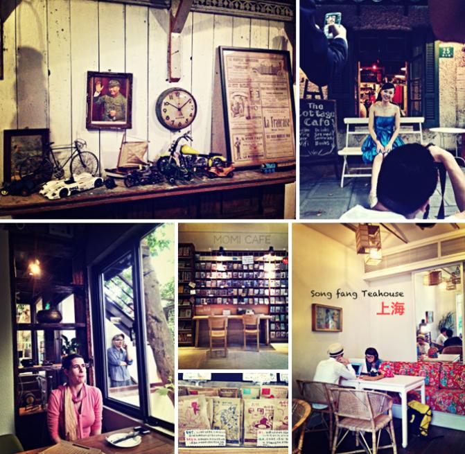 Shanghai cafes
