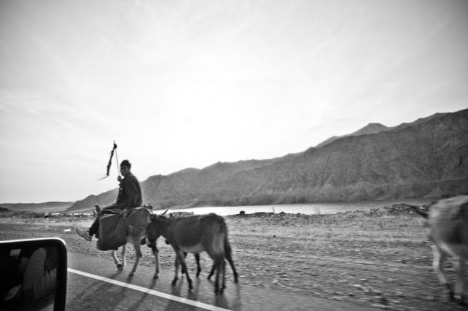 Kyrgyzstan Landscapes BW 04