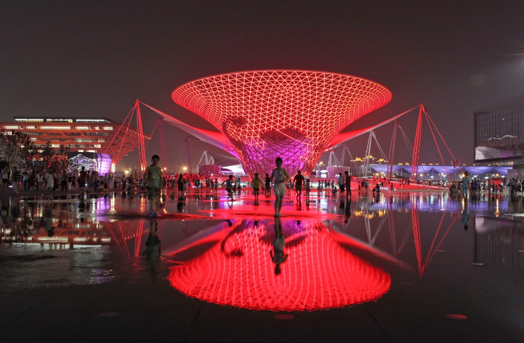 10 Shanghai Expo Future