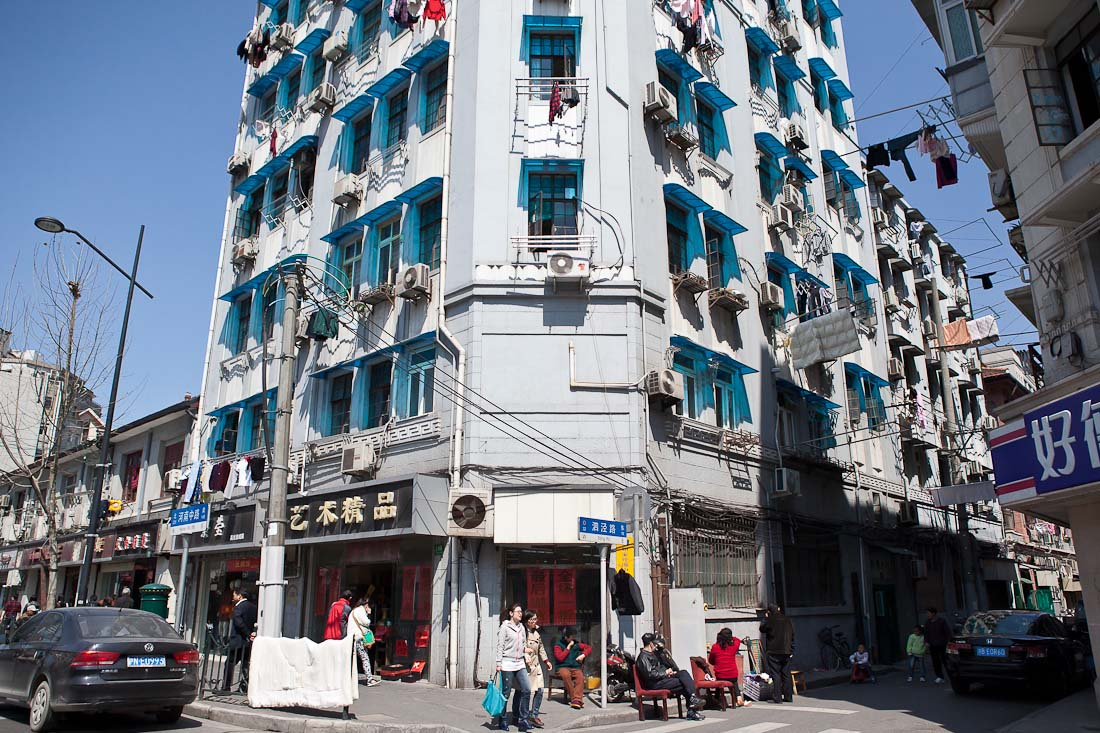 Xintai Building 新泰大楼 02