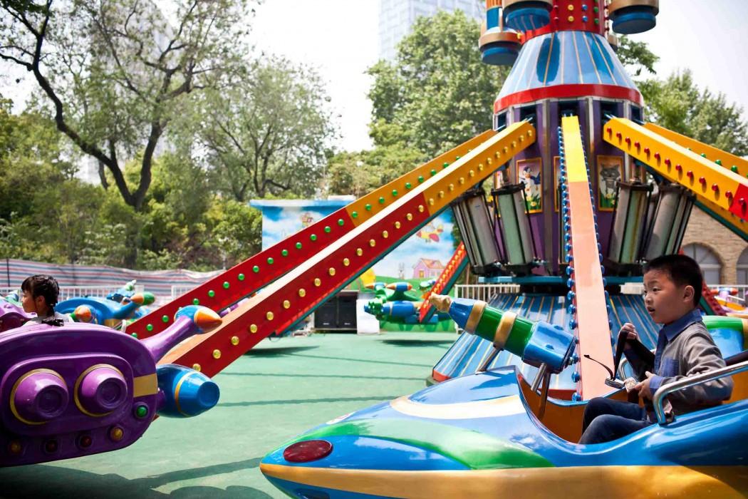 Hongkou Amusement Park 00