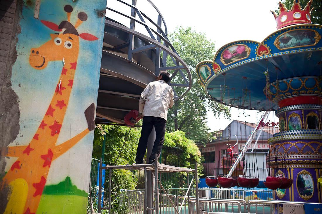 Hongkou Amusement Park 09