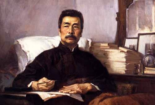 a-painting-of-lu-xun