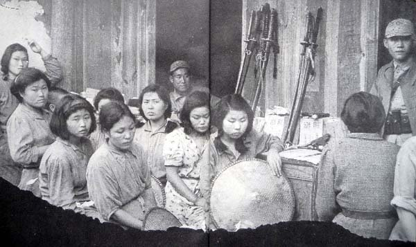 Japanese Comfort Home Captured Women