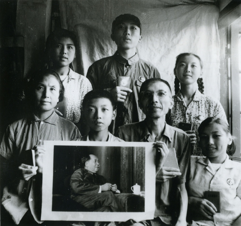 Shanghai Homes Jie LI yeye nainai family 1968