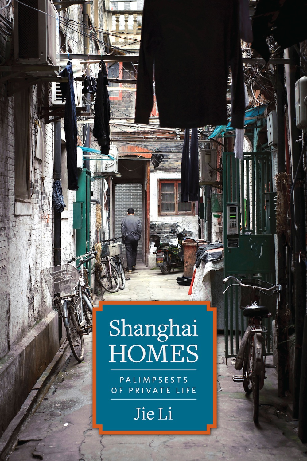 Shanghai Homes book cover