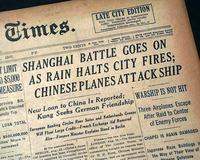 NYT Shanghai Battle 1937