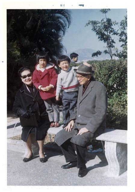 Robert Fan with family